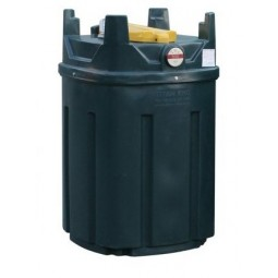 BUNDED TANK FOR DOMESTIC OIL 200L