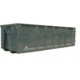 METALLIC SKIP GENERAL WASTE 20M3