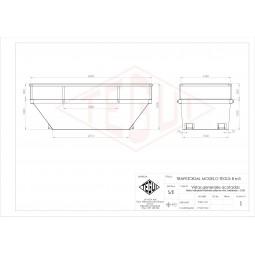 BUILDER'S SKIP 8M3